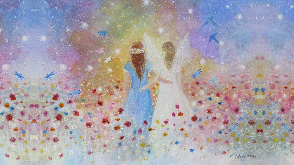 Aquarelle Elaine Bayley Illustrations page Se former Candice Braas