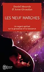 Les neuf marches couverture livre