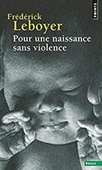 Pour une naissance sans violence couverture livre